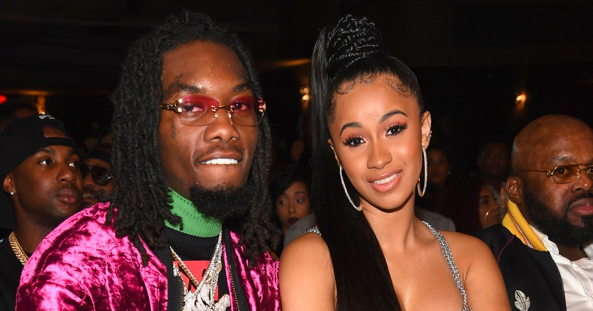 Cardi B S Husband S Lawyer Says Offset Targeted By: Pregnant Cardi B, Offset Are Secretly Married