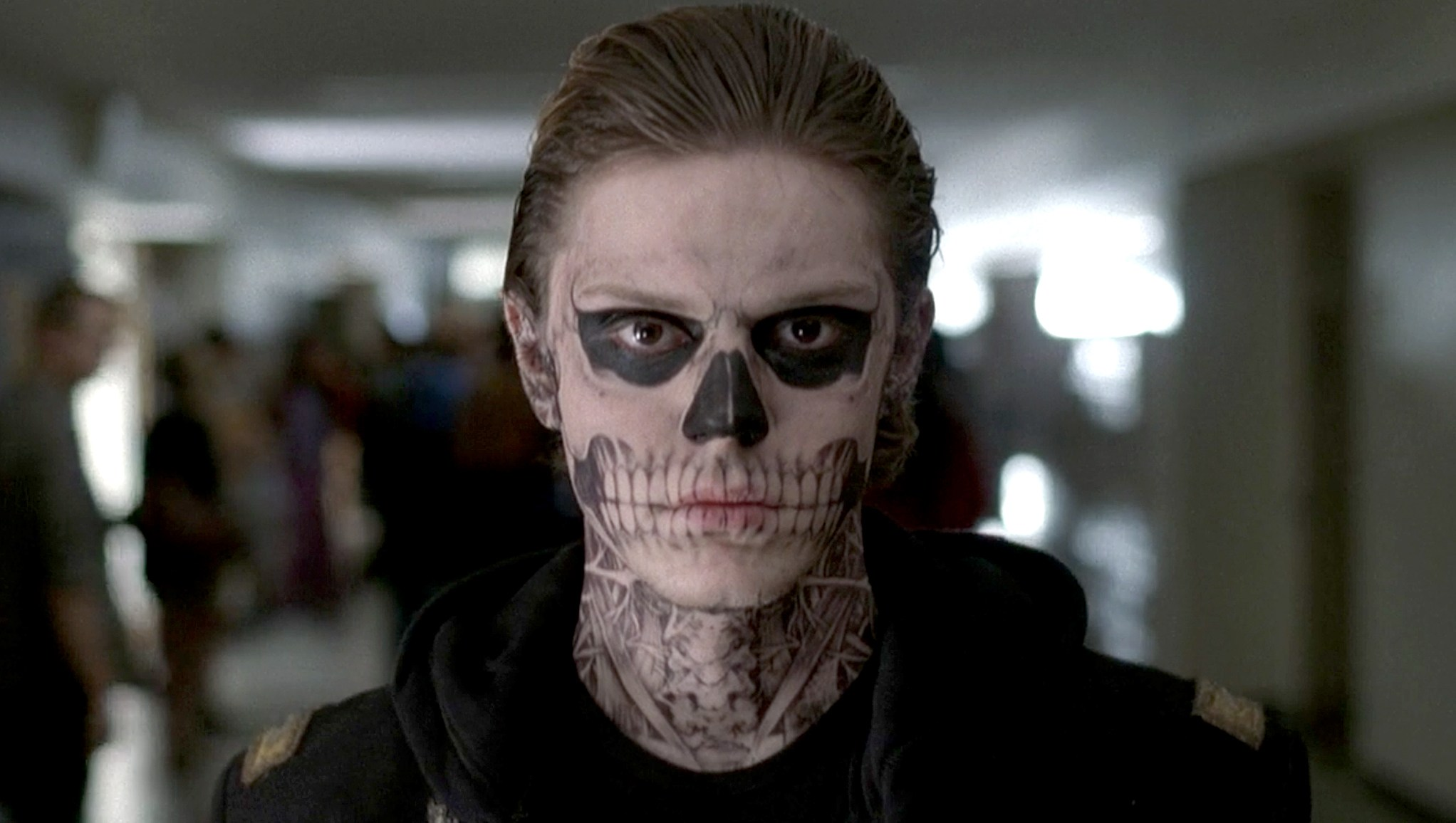 Evan Peters in American Horror Story: Murder House