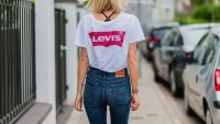 best levi's jeans for perky butt