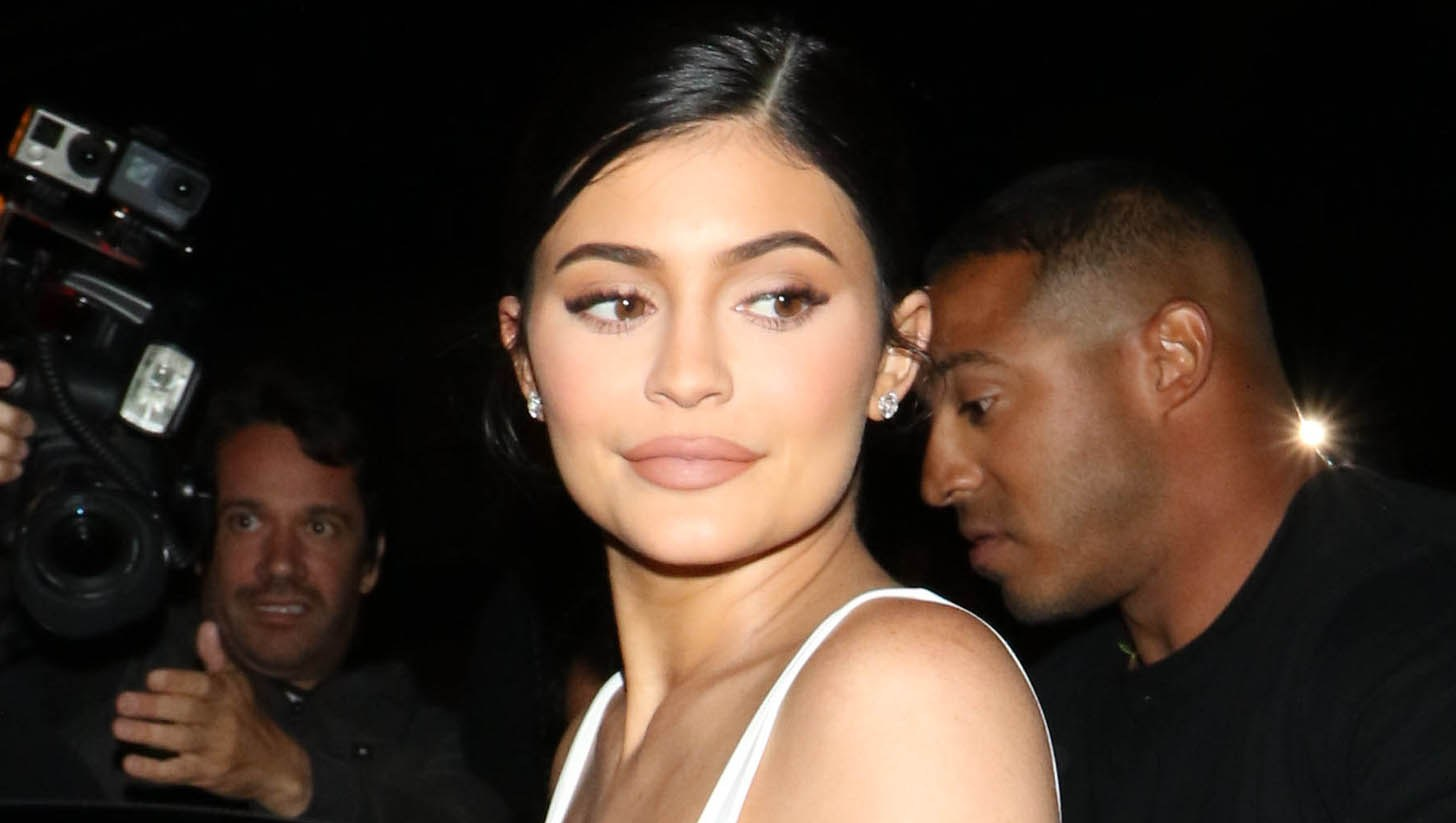 Kylie Jenner Alexander Wang