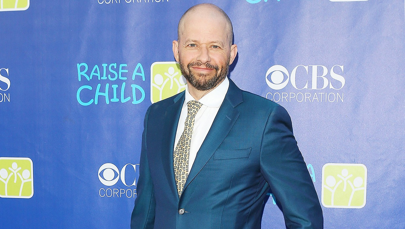 Jon Cryer, Roseanne Cancellation, RaiseAChild Honors Gala, Jim Henson Company Lot, Hollywood