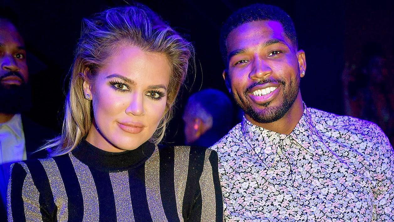 Khloe Kardashian, Tristan Thompson, Father's Day, True