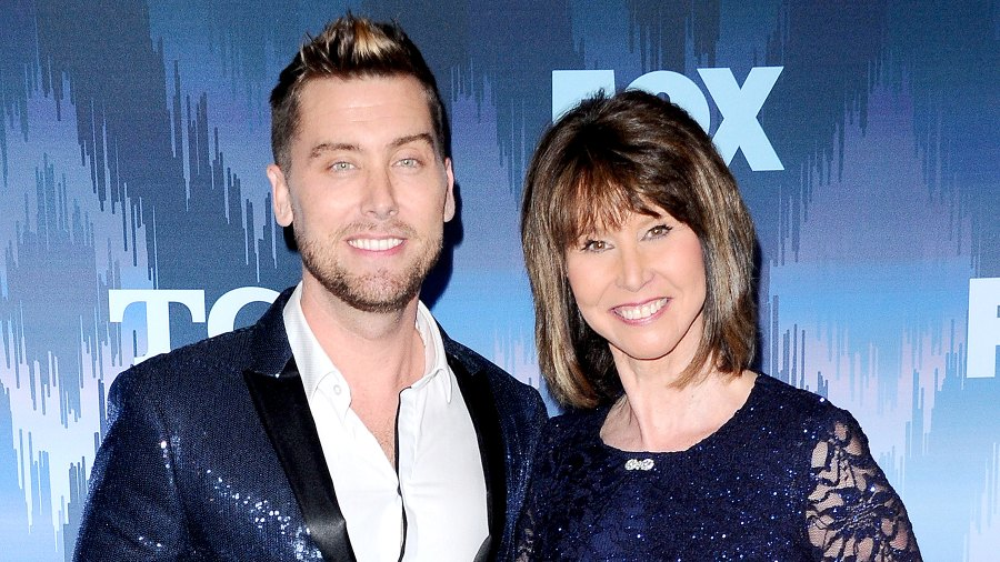 Lance-Bass-and-mom-diane