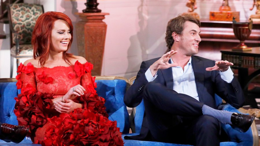 Kathryn Dennis and Shep Rose on 'Southern Charm'