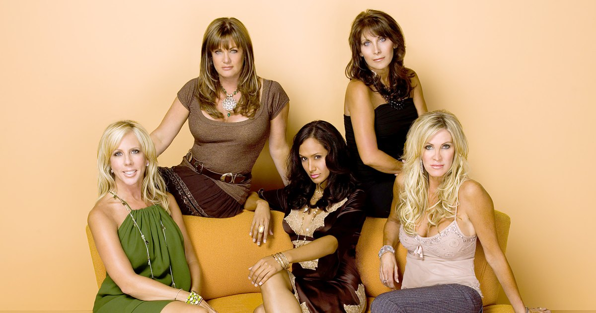 Former 'Real Housewives of Orange County' Stars: Where Are They Now?