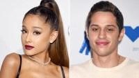 Ariana Grande, Pete Davidson, Dating, Atlantic City