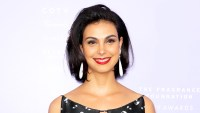 Morena Baccarin attends 2018 Fragrance Foundation Awards at Alice Tully Hall at Lincoln Center on June 12, 2018 in New York City.