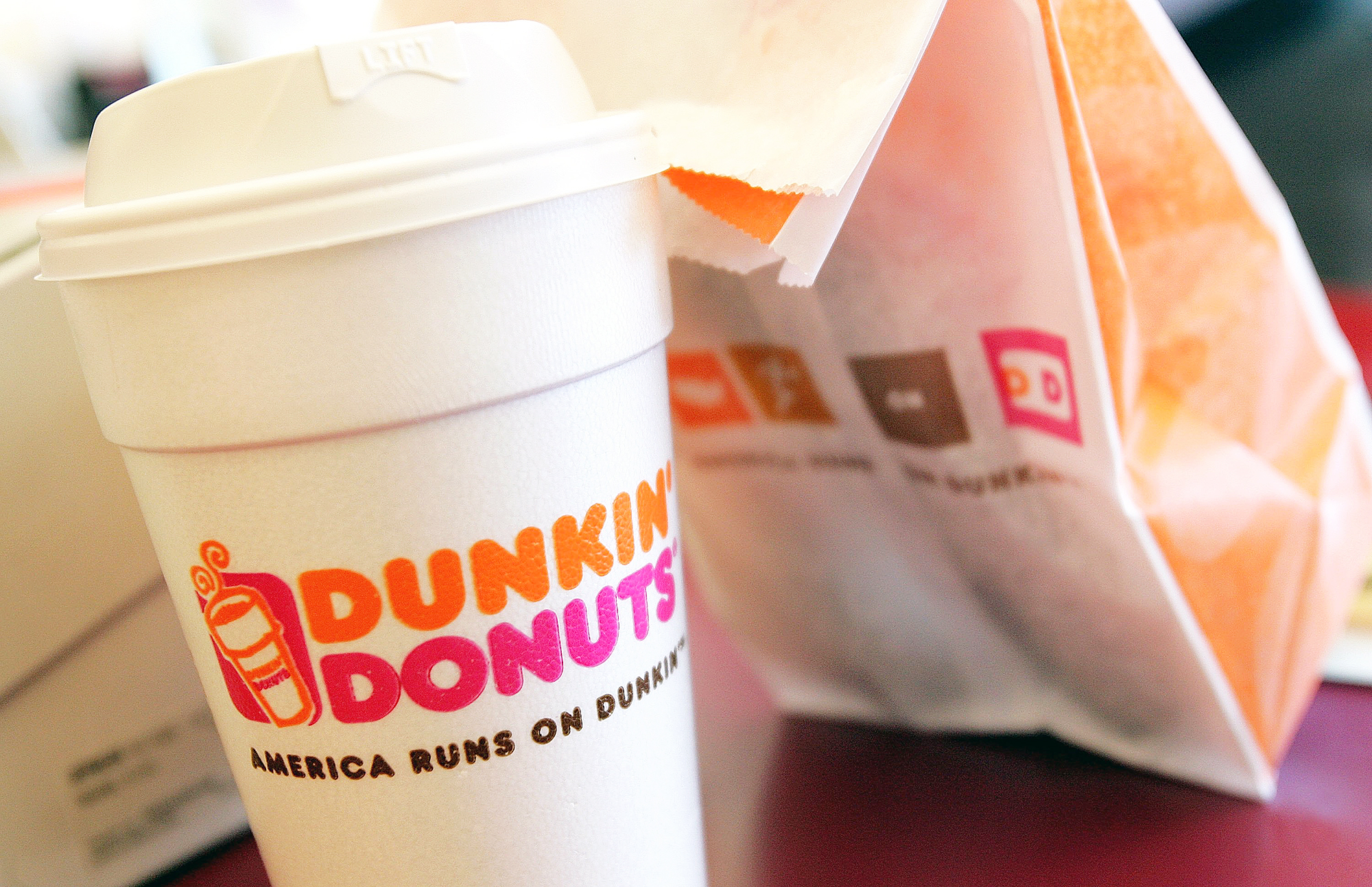 One Dunkin Donuts asks customers to report workers yelling in foreign language