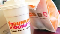 Baltimore Dunkin' Donuts Non-English Speaking Staff Sign