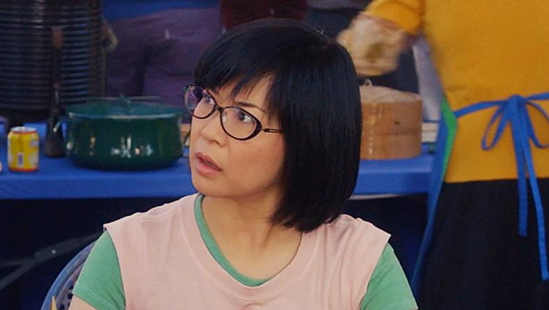 Emily Kuroda Keiko Agena Gilmore Girls A Year in a Life