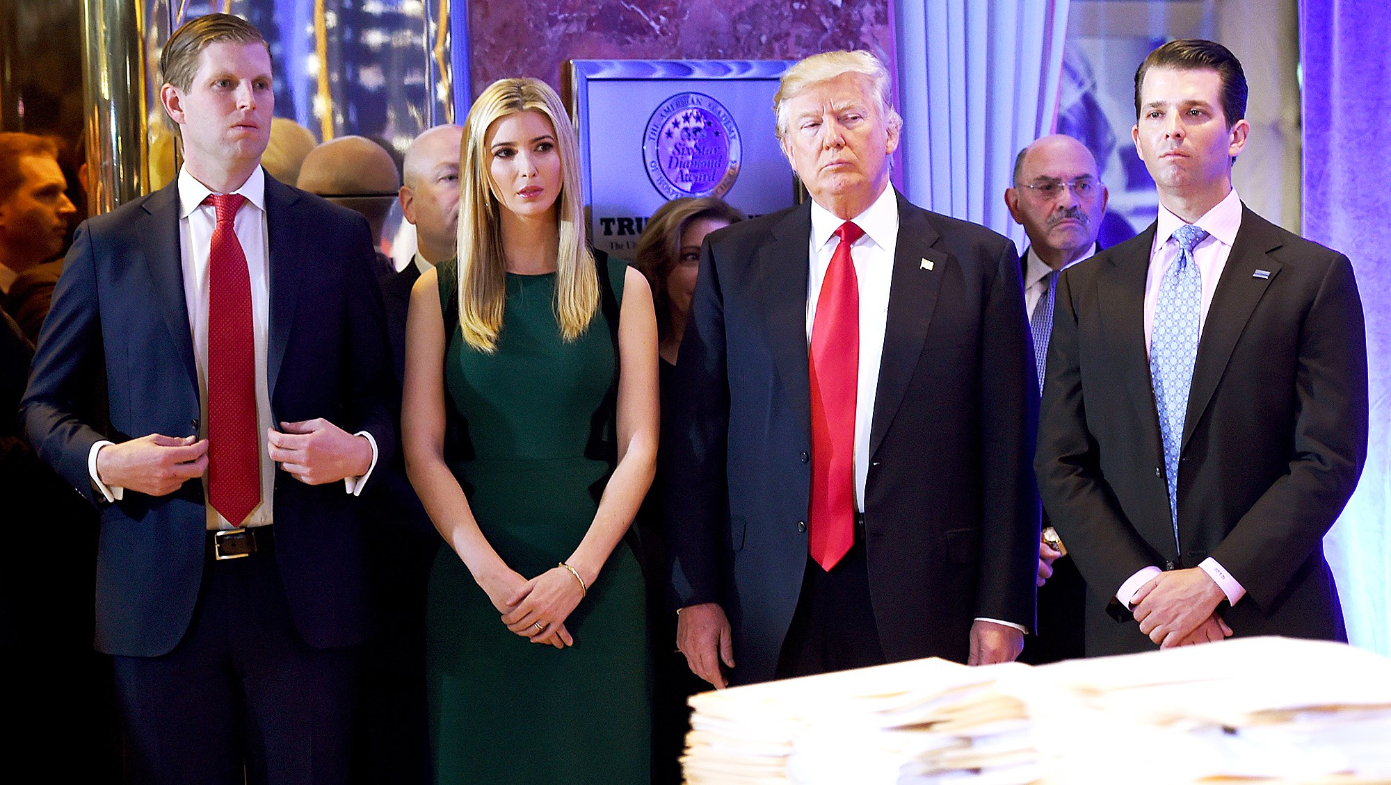 New York Attorney General Sues Trump Family