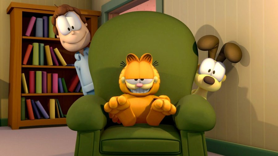 Garfield the cat