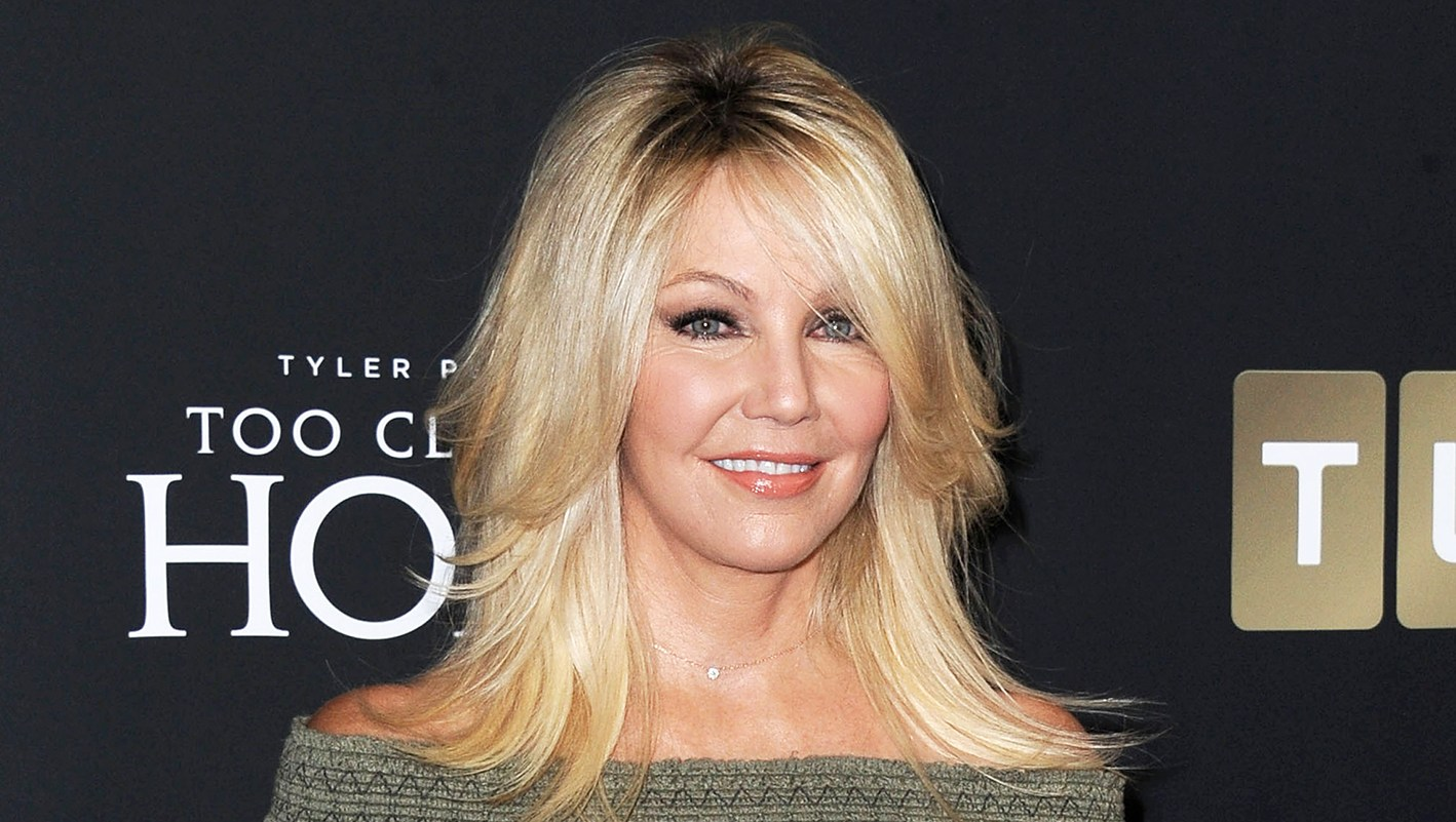 Heather Locklear Returns Home