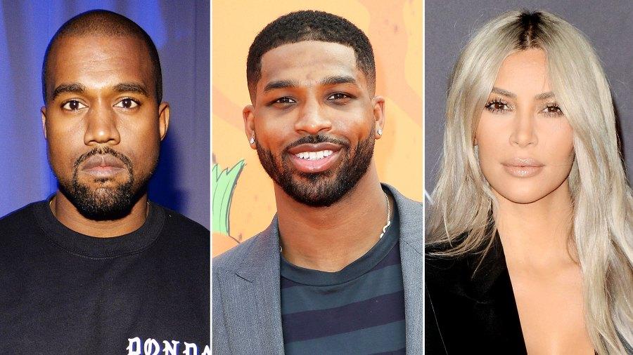 Kanye West New Album Tristan Thompson Cheating Kim Kardashian