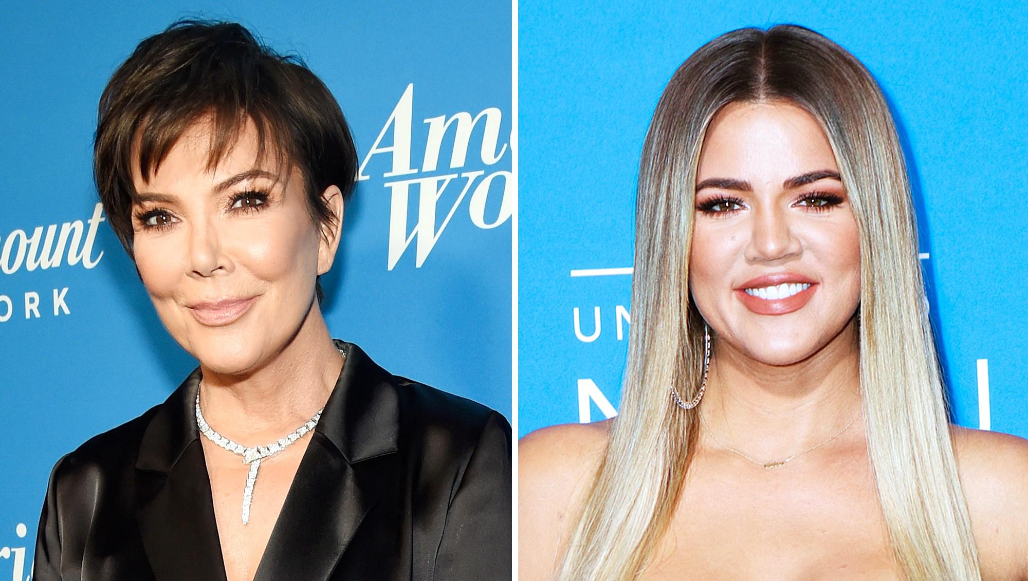 Kris Jenner Khloe Kardashian Coming Home