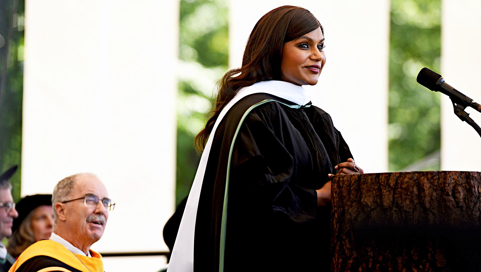 Mindy Kaling Dartmouth College Commencement