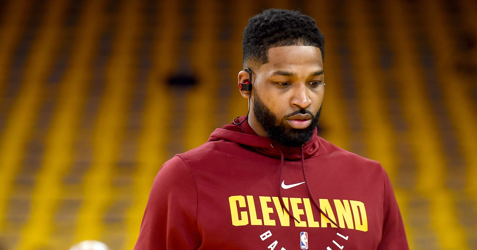 Khloe Kardashian's BF Tristan Thompson Gets Into a Fight During NBA Finals