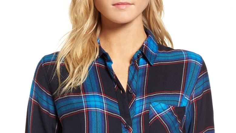 Nordstorm Plaid Shirt