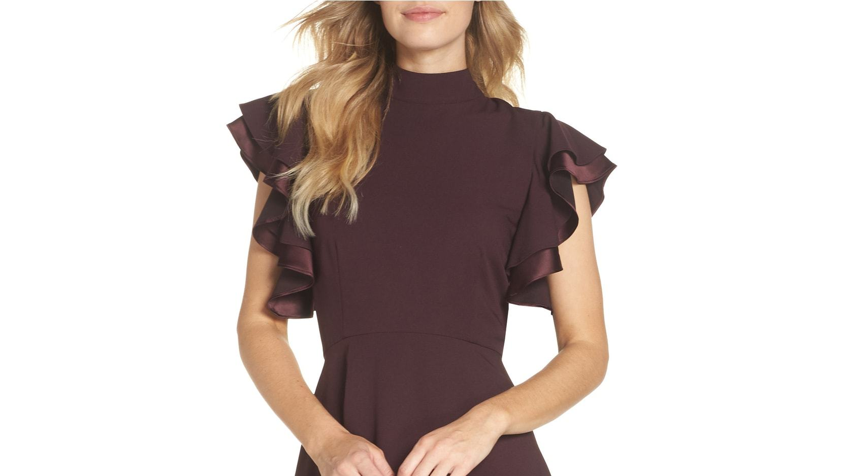 Chelsea28 Crepe Dress