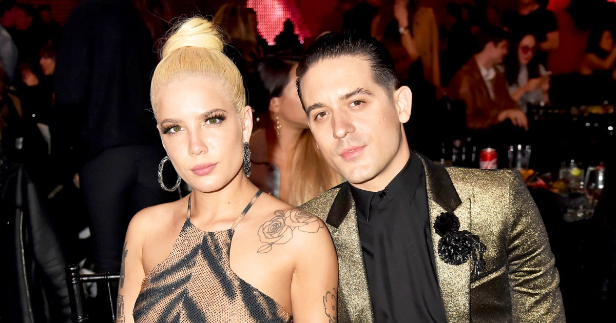 Halsey and G-Eazy Split Again, Can't 'Get Past Their Previous Issues'