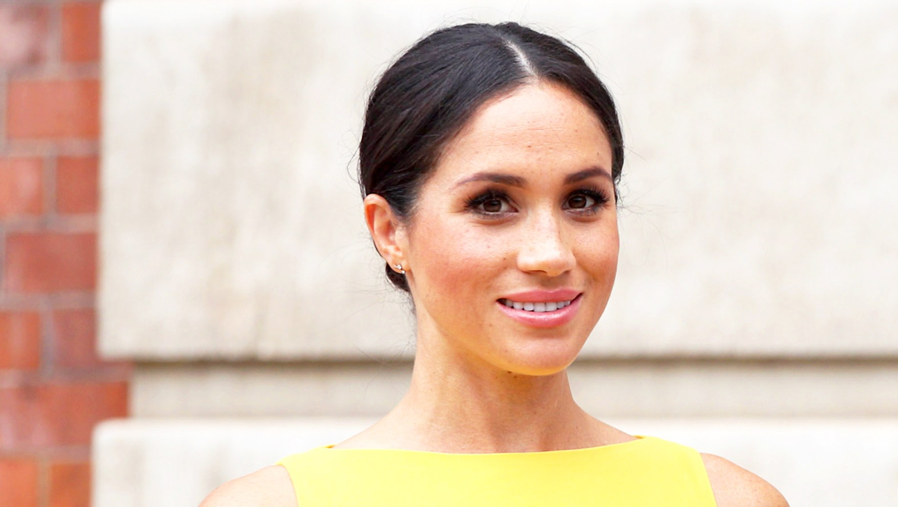 Meghan Markle attends the Your Commonwealth Youth Challenge reception at Marlborough House on July 05, 2018 in London, England.