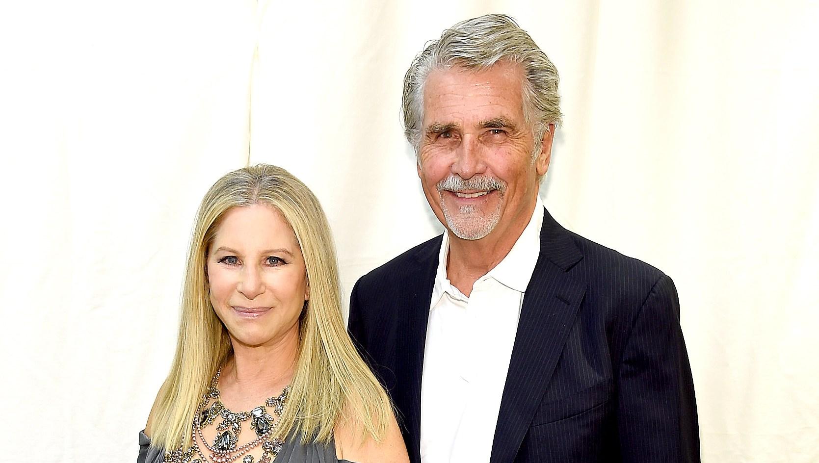 Barbra Streisand And James Brolin Celebrate 20th Anniversary