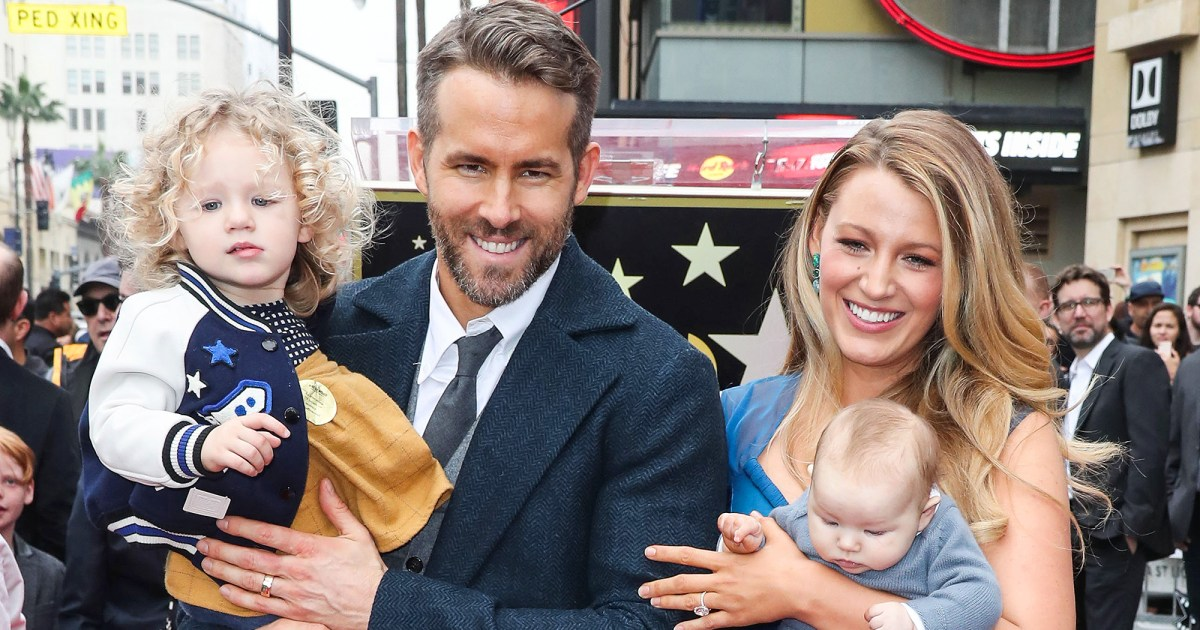 Blake Lively, Ryan Reynolds Freak Out at Taylor Swift ...