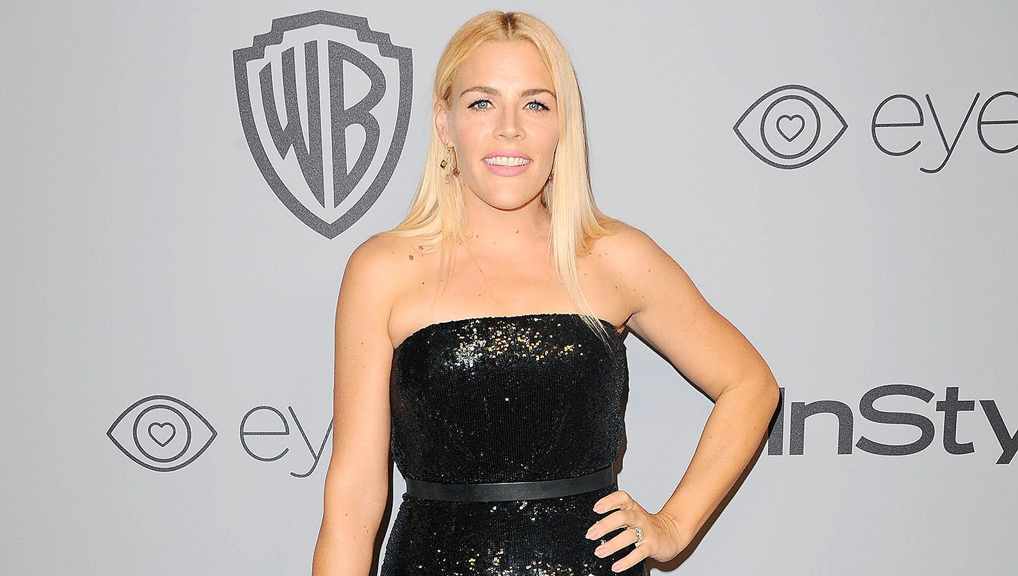 Busy Philipps, Knee Injury, Hospital