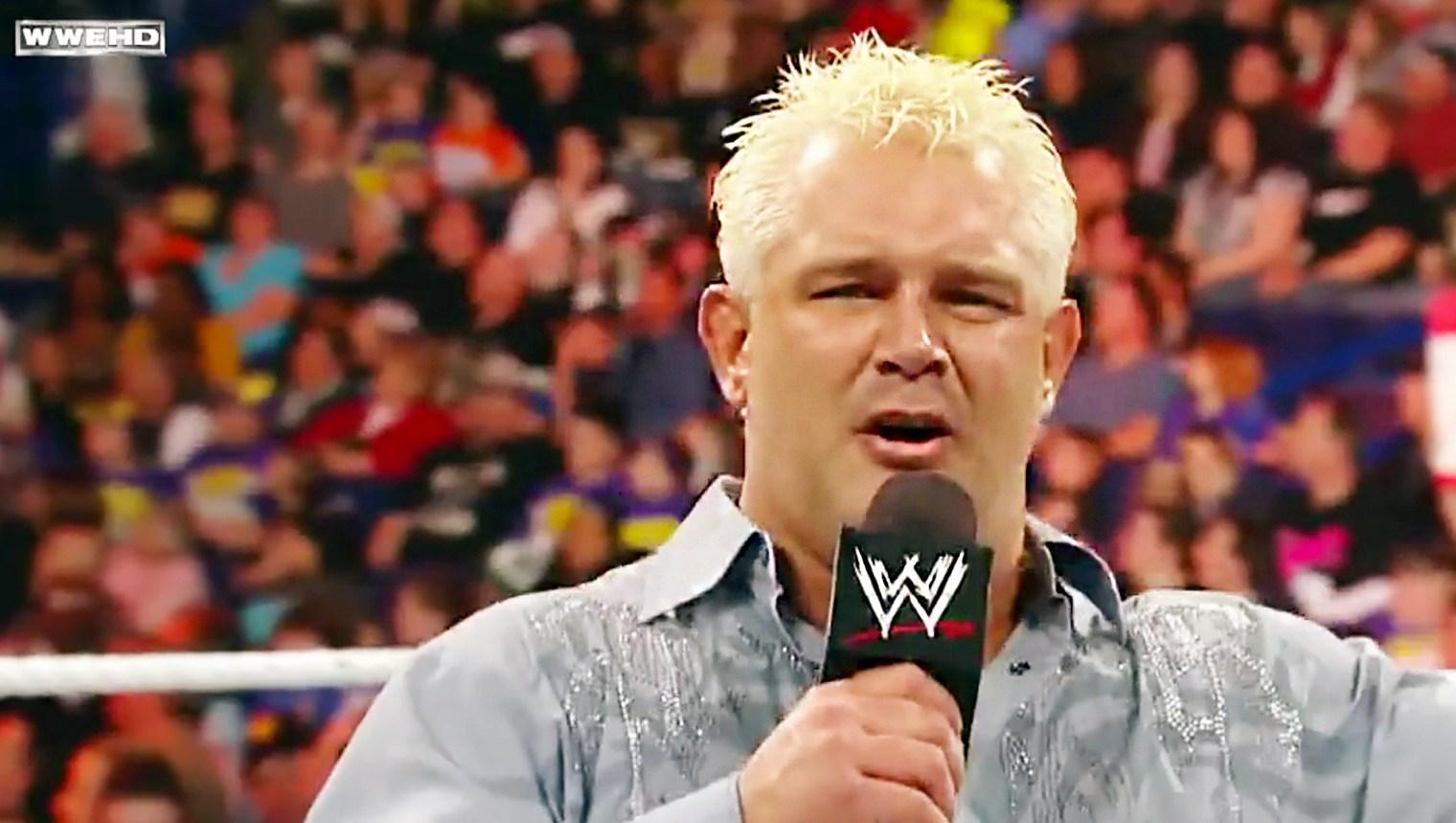 Former WWE Star Brian Christopher Dead