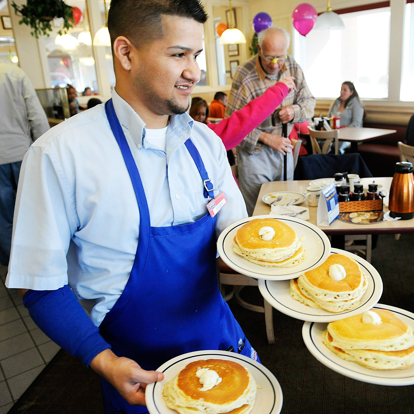 IHOP 60 Cent Pancakes