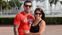 Javi Marroquin Lauren Comeau pregnant teen mom 2