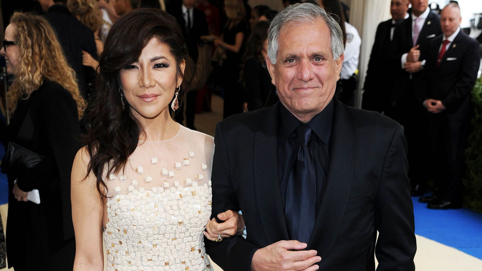 Julie Chen Defends Husband Les Moonves Amid Sexual Misconduct