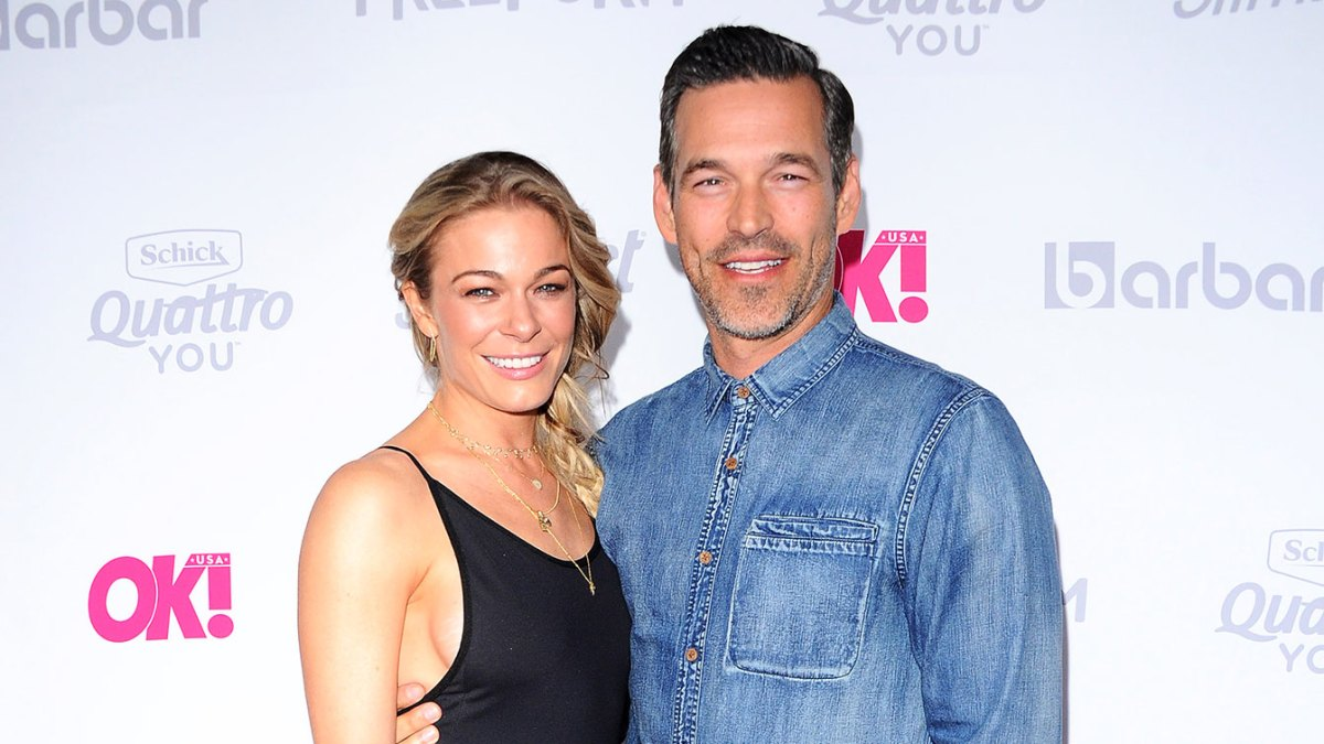 LeAnn Rimes Opens Up About Life With Eddie Cibrian and His Sons