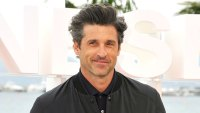 Patrick Dempsey race car driving