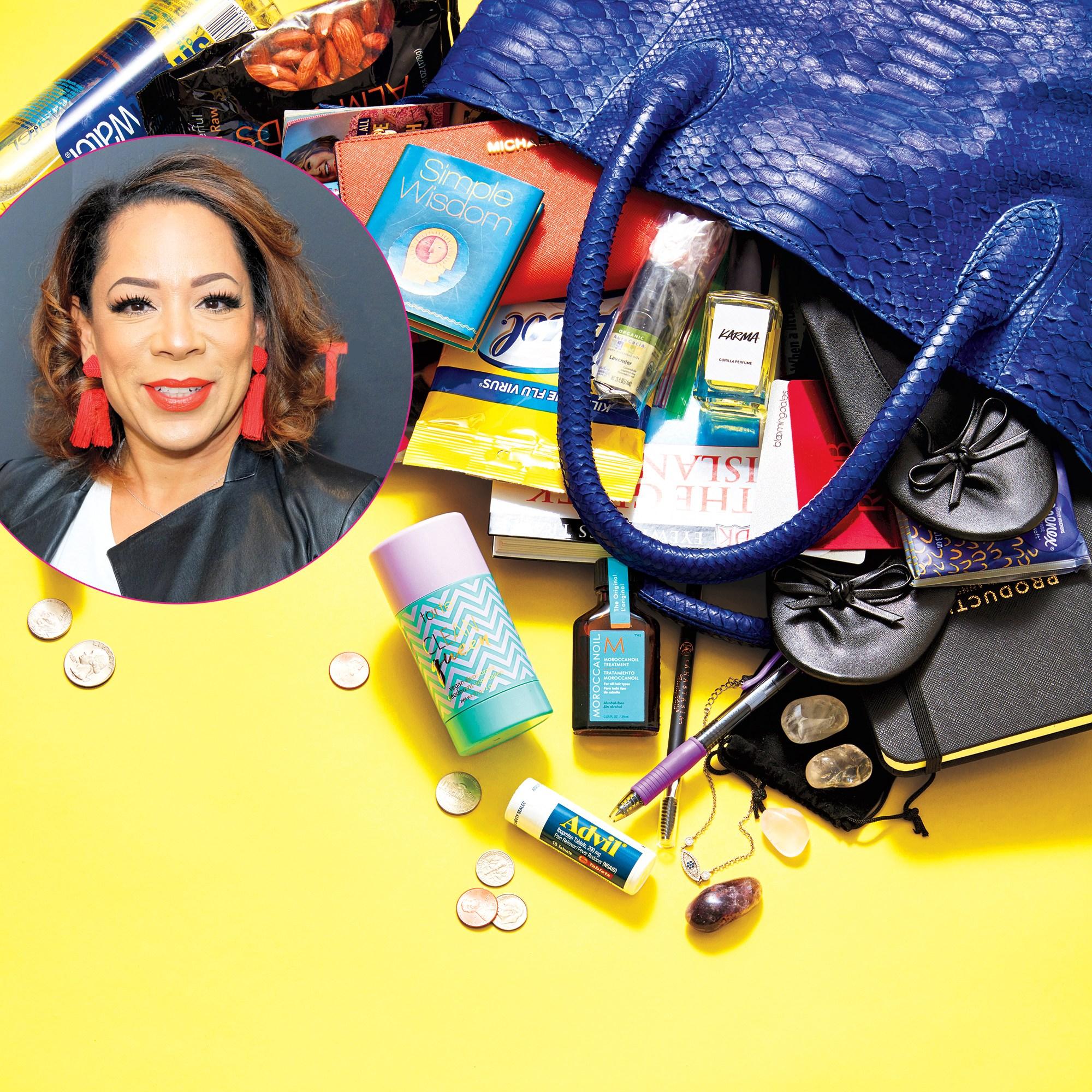 Selenis Leyva: What's In My Bag?