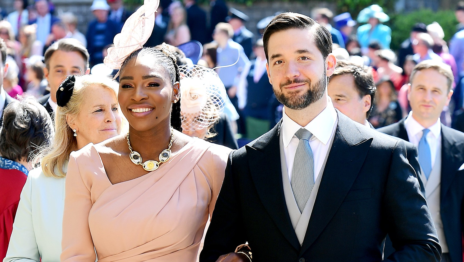 Serena-Williams-and-Alexis-Ohanian