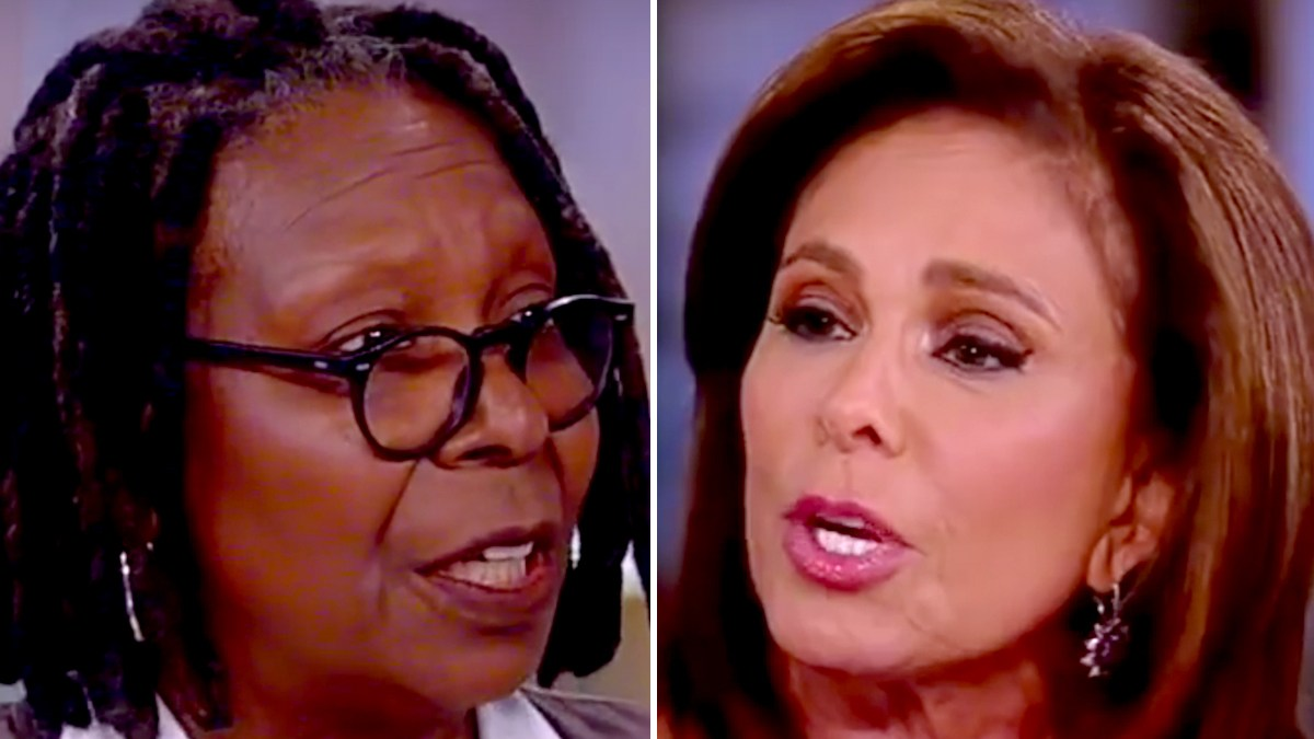 c81114a71 Whoopi Goldberg Addresses Jeanine Pirro Spat on  The View