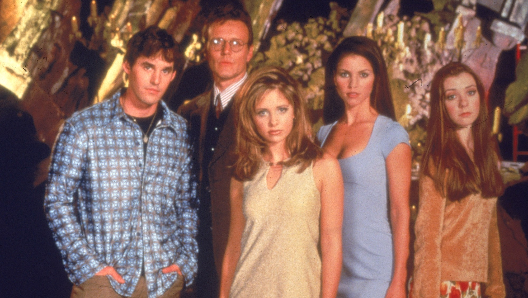 'Buffy The Vampire Slayer' reboot