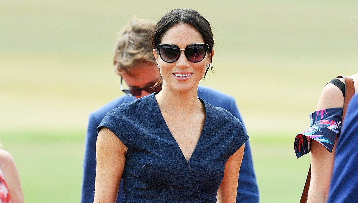 Duchess Meghan Prince Harry Sentebale ISPS Handa Polo Cup