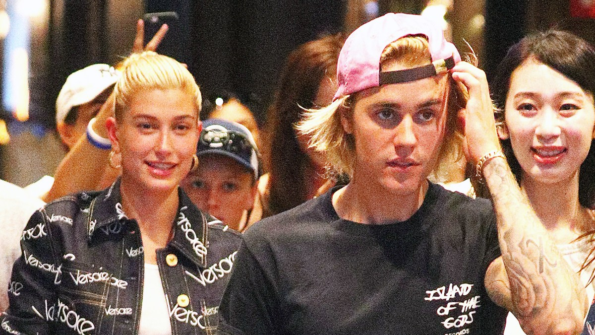 8d3ed40b4e992 Justin Bieber Still Has His Selena Gomez Tattoo After Hailey Baldwin  Engagement