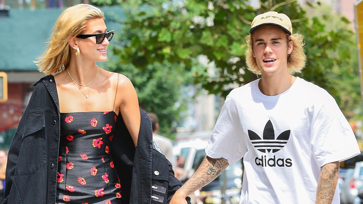 7dfc383b0fbe Justin Bieber Hints Hailey Baldwin Wedding Will Come Before New Music