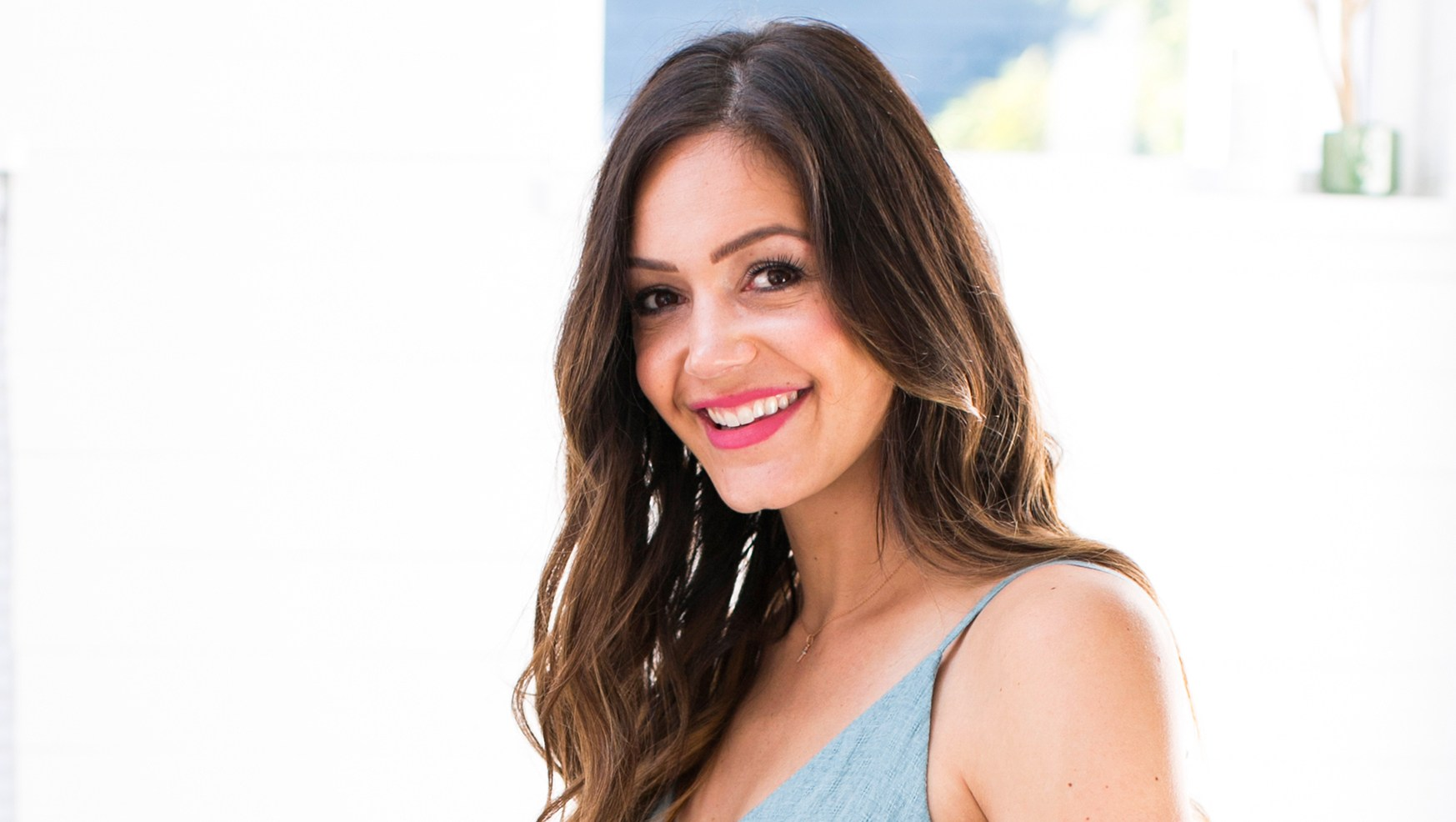 Desiree Hartsock is pregnant