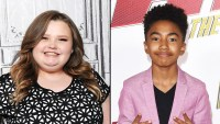 Honey Boo Boo Miles Brown Dancing With the Stars Junior