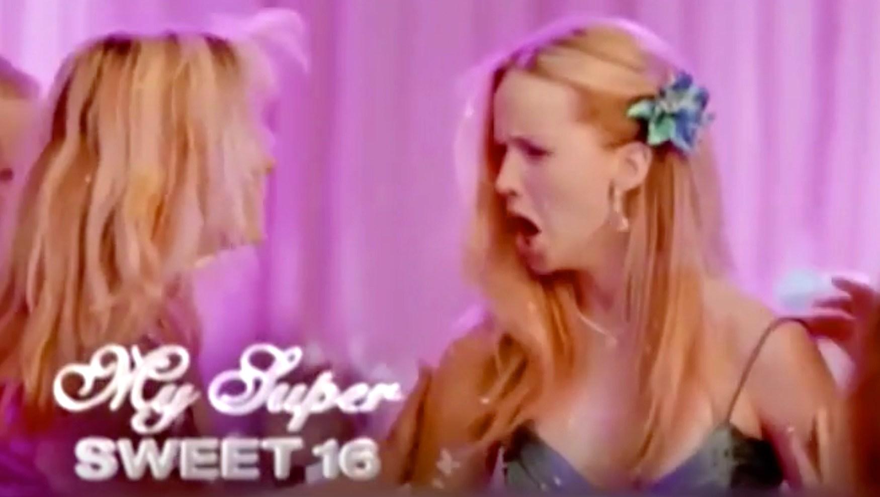 Jennifer Lawrence My Super Sweet 16
