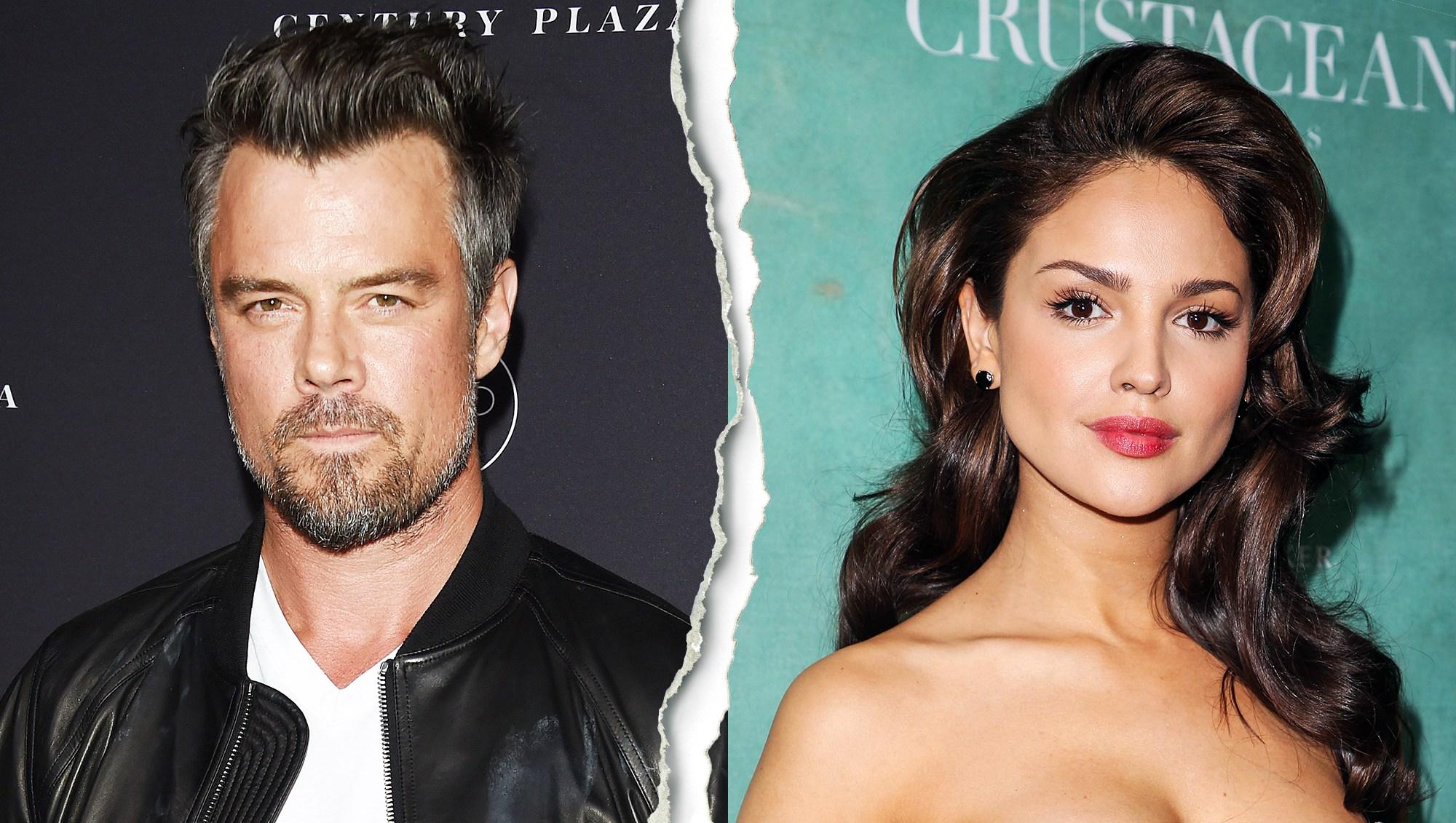 Celebrity Splits of 2018 josh duhamel Eiza Gonzalez1