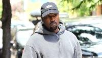 Kanye West hospitalized flu
