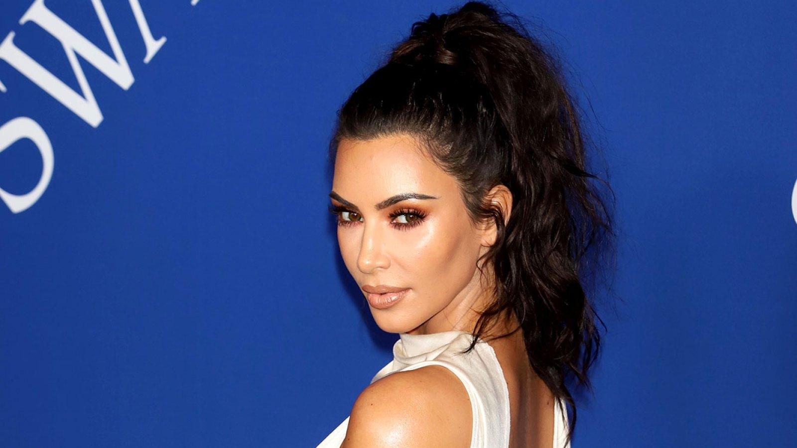 709840b6e89de3 Kim Kardashian Jokes Adrienne Bailon Could ve Been North s Aunt