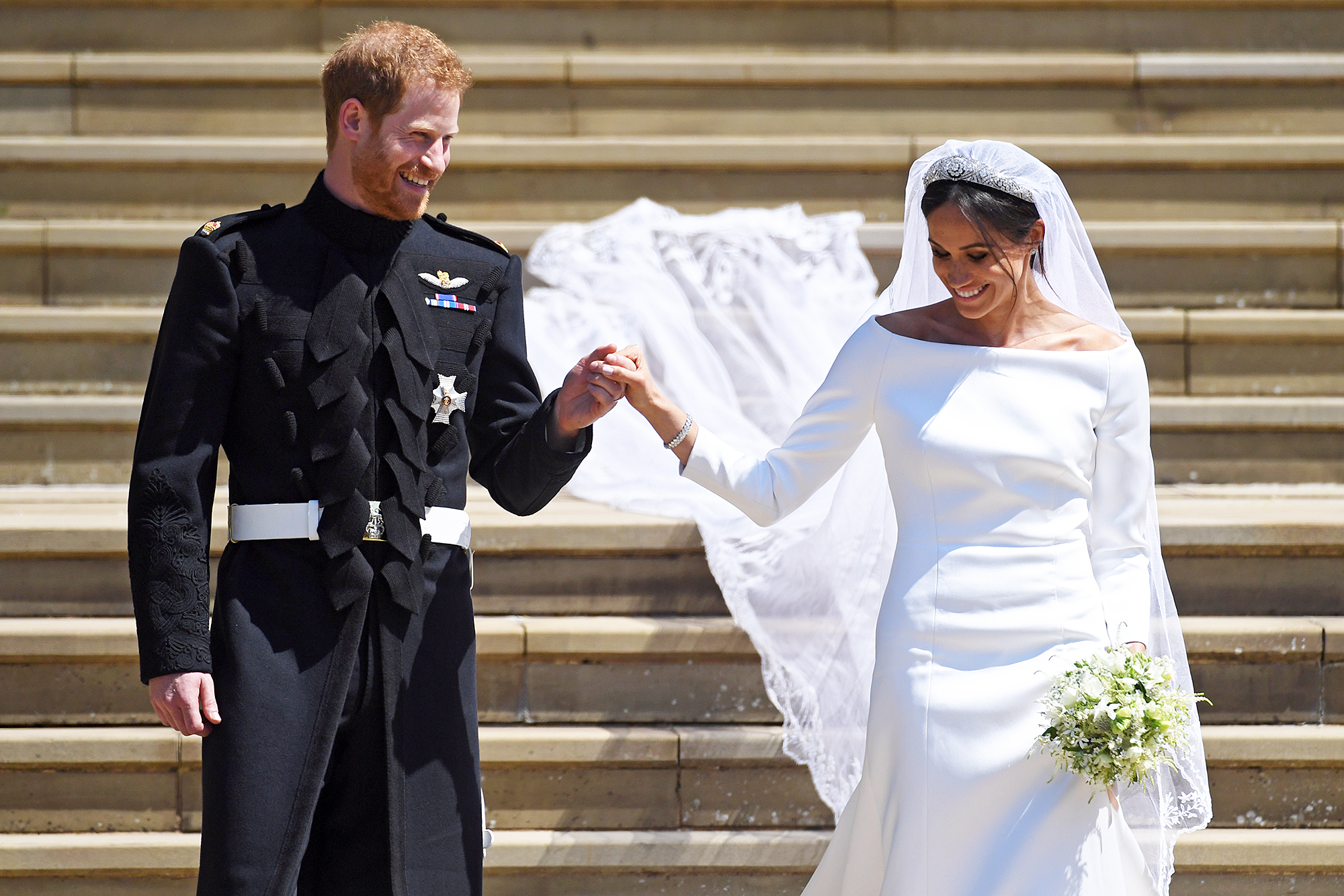 Meghan Markle, Prince Harry send thank you notes after royal wedding