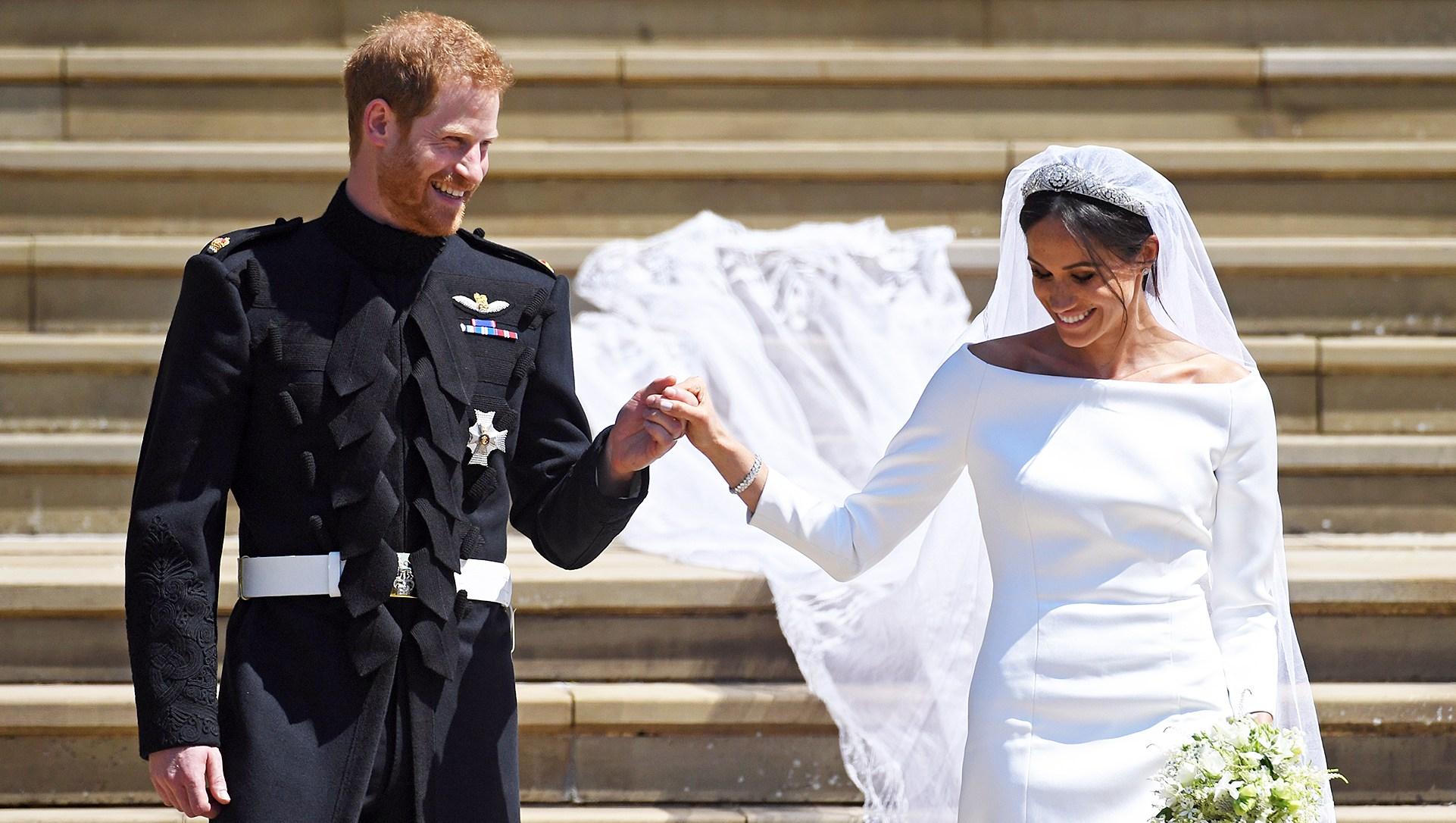 Prince Harry Meghan Markle Wedding Thank You Notes