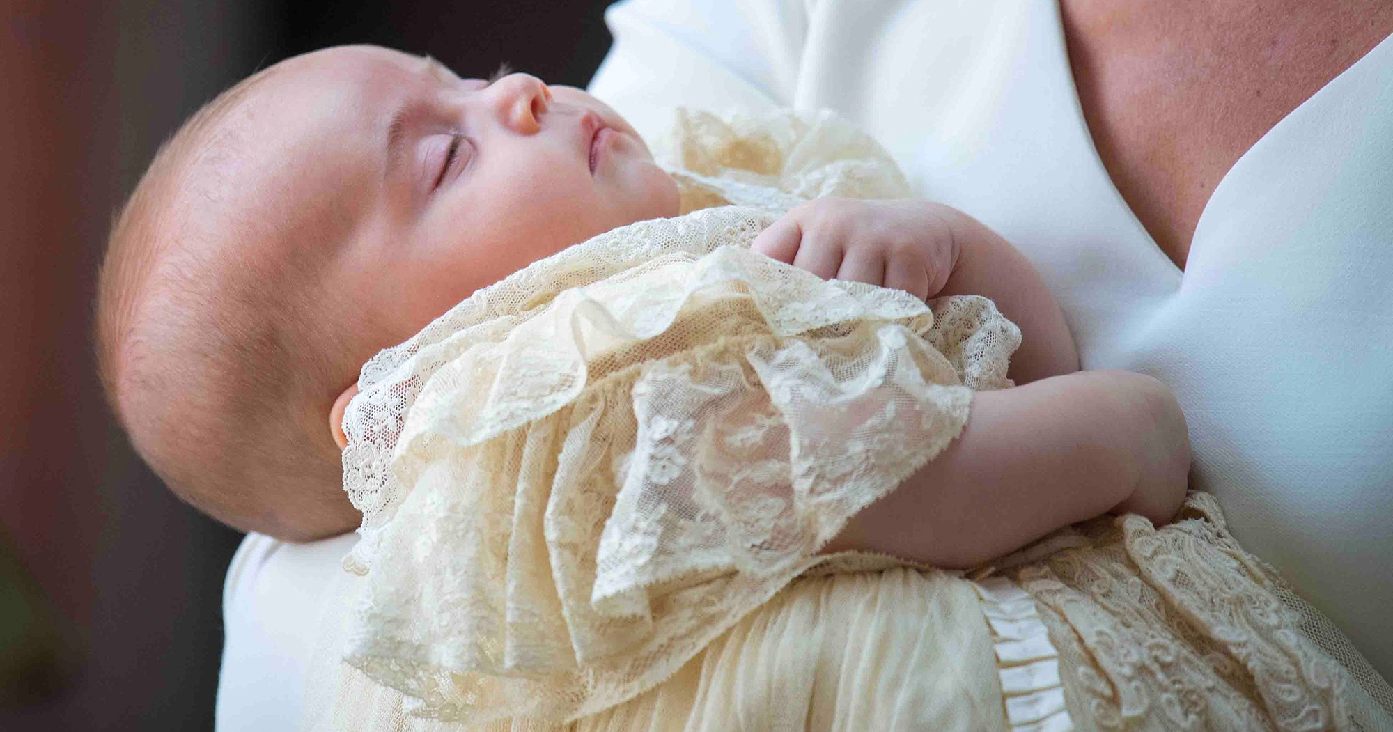 Prince Louis' Baby Album: Duchess Kate and Prince William's Third Child